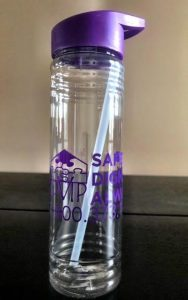 NEW DVIP water bottle